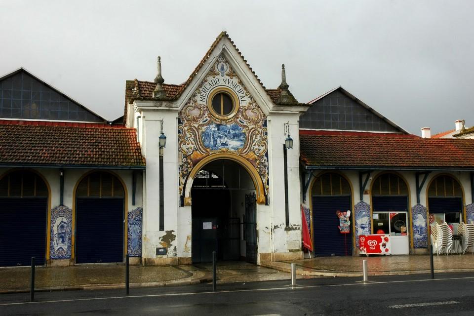 Mercado Municipal Santarém