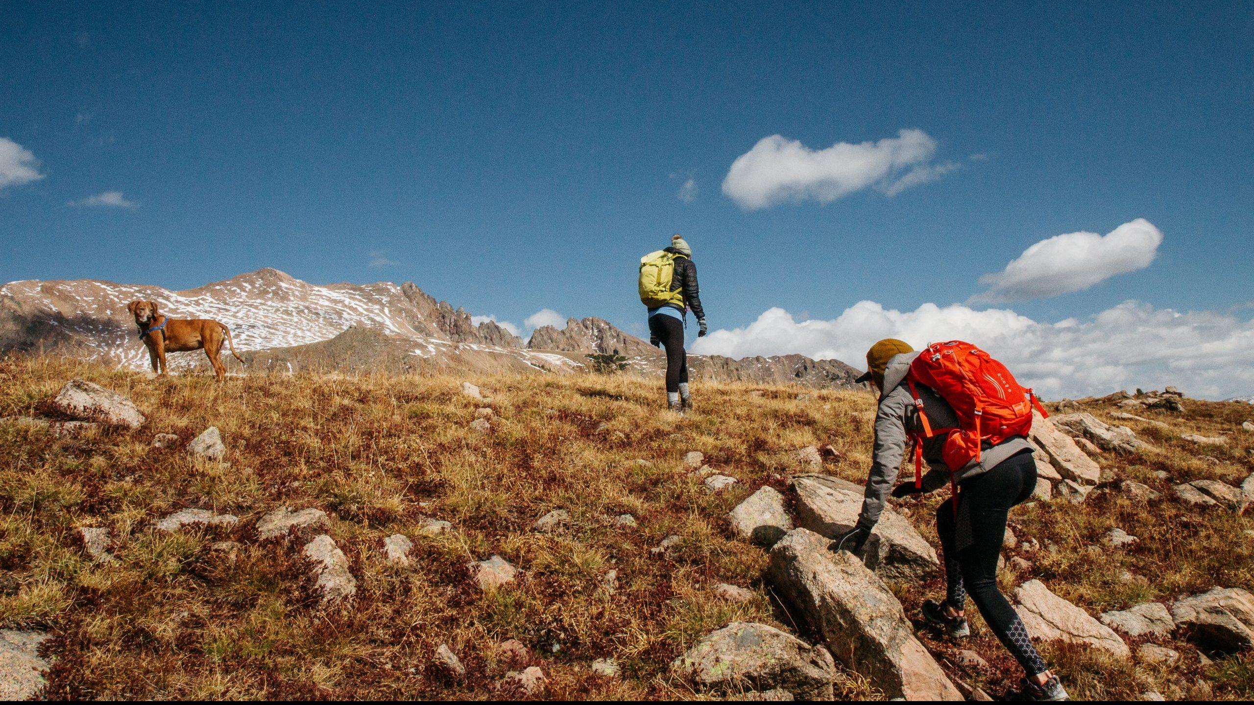 hiking e trekking